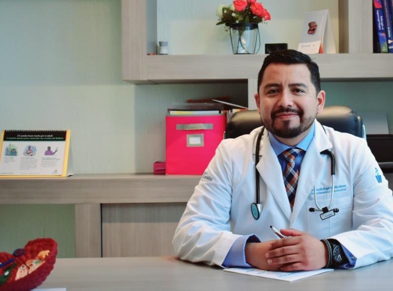 Dr Gerardo Davila